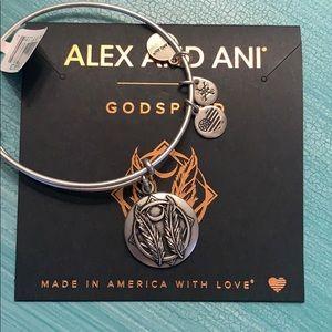 Alex & Ani Godspeed Bracelet